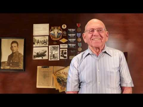 Joe Ramos tells a few interesting stories from his experiences during World War II as a Radio Operator on C47 and B17 aircraft. This video is non-profit for educational purposes. Music credited...