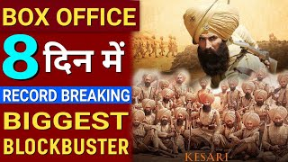 Kesari Full Movie Collection, Akshay Kumar, Pariniti Chopra, Kesari Box Office Collection Day 8,
