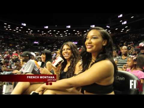 #TheFixxFactory EBC (Rucker) America Celebrity Basketball Challenge