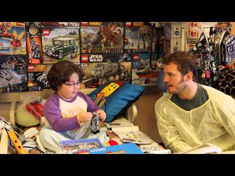 Chris Pratt and Dylan Prunty Recite Lines from