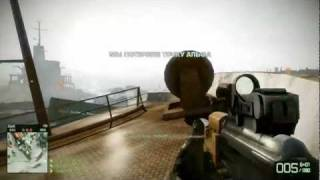 Battlefield Bad Company 2 gtx 560 ti