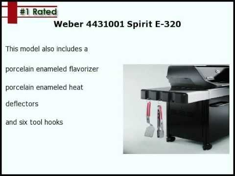 weber 4431001 spirit e 320 propane grill black revive. Black Bedroom Furniture Sets. Home Design Ideas