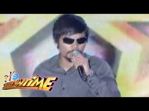 IT'S SHOWTIME Kalokalike Level Up : Manny Pacquiao