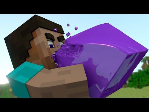 AGARIO IN MINECRAFT (Minecraft Animation)