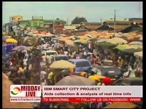 IBM SC white paper launch Accra-TV3 News Report