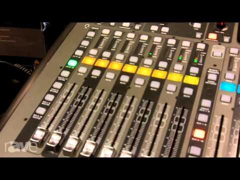 InfoComm 2013: Behringer Talks About X32 Compact Digital Mixer