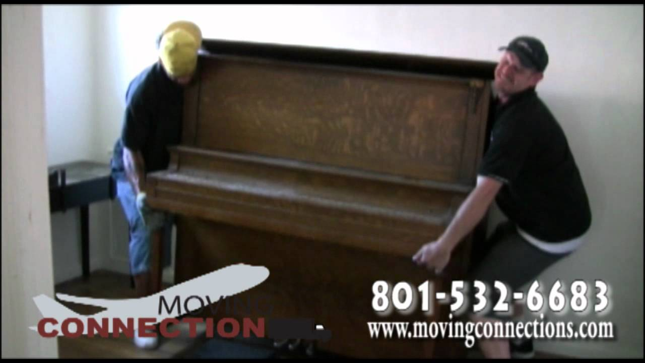 How To Move An Upright Piano Youtube