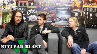 BLACK STAR RIDERS - Heavy Fire (Interview Part 2 Trailer)
