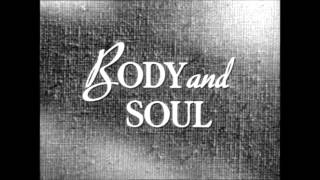 Body and Soul with Jamey Aebersold's Vol. 41 'Body and Soul', available from jazzbooks.com