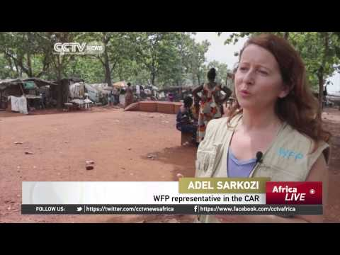 CAR: Continued violence leaves 50,000 homeless
