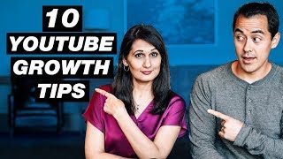 10 YouTube Growth Tips for Smart Entrepreneurs