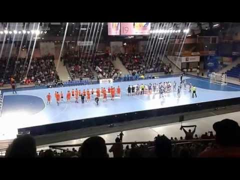 (10.05.2015) Pogoń Szczecin - VIVE Tauron Kielce (prezentacja)