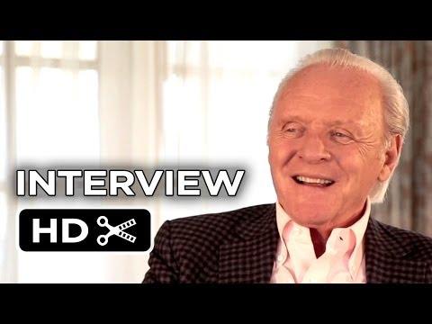 Noah Interview - Anthony Hopkins (2014) - Darren Aronofsky Movie HD