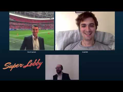 SuperLobby - The DFS Fantasy Soccer Podcast - 23 October - with JJ Bull (The Telegraph, Fitbathatba)