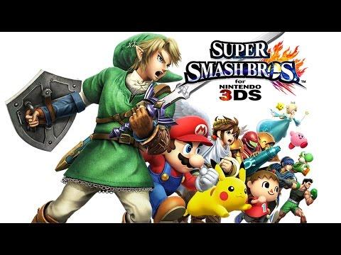 SUPER SMASH BROS Trailer Nintendo 3DS
