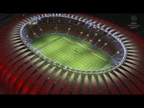 FIFA 15 World Cup | İsviçre Gaza Geldi