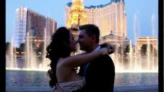 Our Wedding in Las Vegas  :) www.eriksonlaw.ca