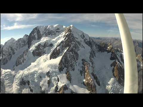 Southern Alps Scenic Flight - New Zealand