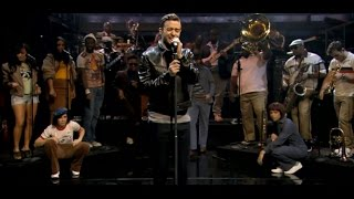 Download Lagu Justin Timberlake - Pusher Love Girl (On Jimmy Fallon 2013) HD Gratis STAFABAND