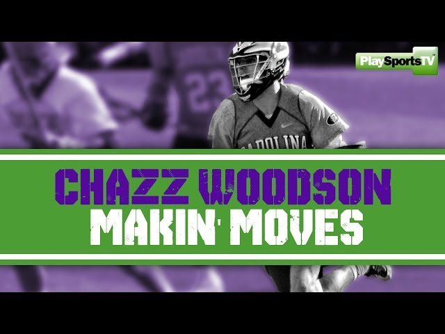 Lacrosse Shooting: Chazz Woodson Makin' Moves