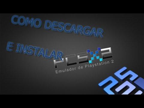 COMO DESCARGAR E INSTALAR EMULADOR DE PS2 PARA PC