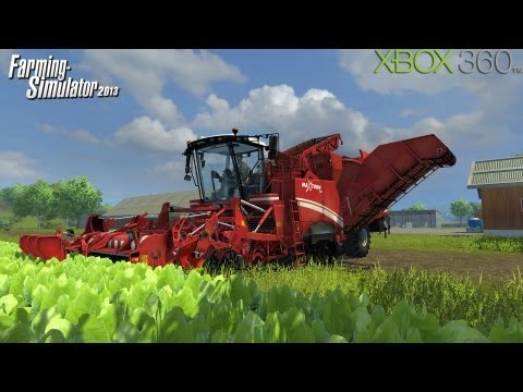 Farming Simulator 2013 Gameplay (XBOX 360 HD)