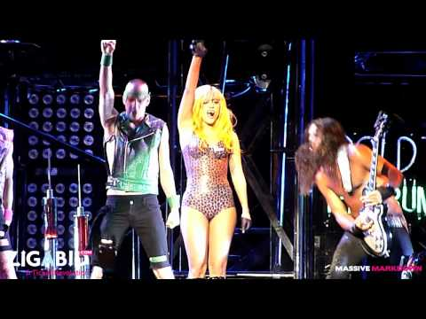Lady Gaga - Just Dance LIVE!!!