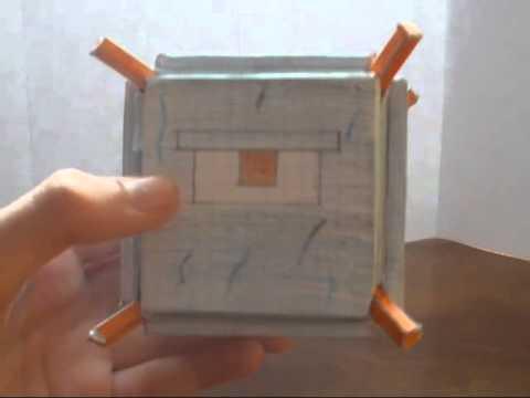 Как сделать стража из бумаги