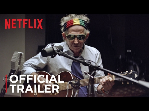 Keith Richards: Under the Influence - Trailer - A Netflix Documentary [HD]