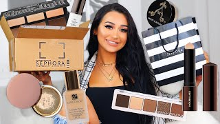 HUGE SEPHORA HAUL! | What I Got From The VIB Sale!