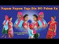 Napam Napam Tege Din DO Polom En...!!! Santali Dance...!!!..2018_Little Girl