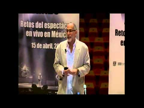 Conferencia Magistral: Guillermo Arriaga