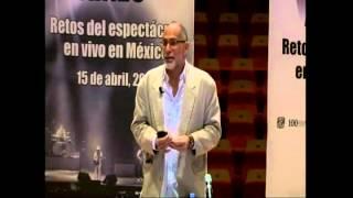 Conferencia Magistral: Guillermo Arriaga
