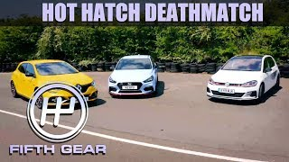 2019 Hot Hatch Deathmatch | Fifth Gear