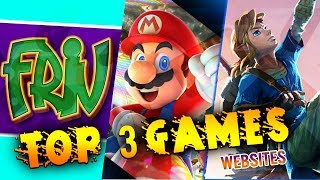 Top 3 free online games websites in 2018 - 2019  In Urdu - Behind Design