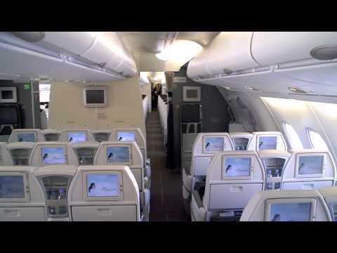 Air France A380-800 Premium Economy Cabin