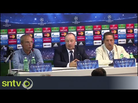 We will work on physical conditioning- Benitez