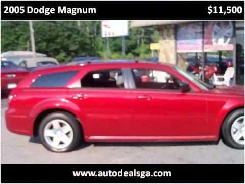 2005 Dodge Magnum Used Cars Mableton GA