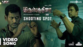 Irumbuthirai - Shooting Spot