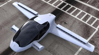 5 Best Personal Aircraft - Passenger Drones (Flying Taxis) and Flying Cars ▶️2
