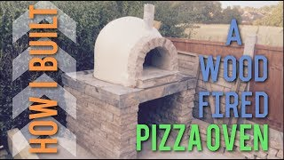 How I built my pizza oven: part 1