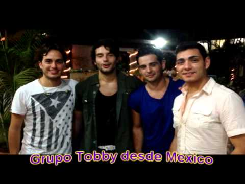 Grupo Tobby - Saludando por mi cumpleaos