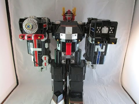 Retro Review: Deluxe Super Train Megazord (Power Rangers Lightspeed Rescue)