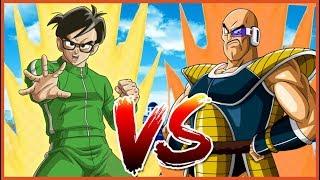 Dragon Ball FighterZ Versus Team Smart vs Dumb Team