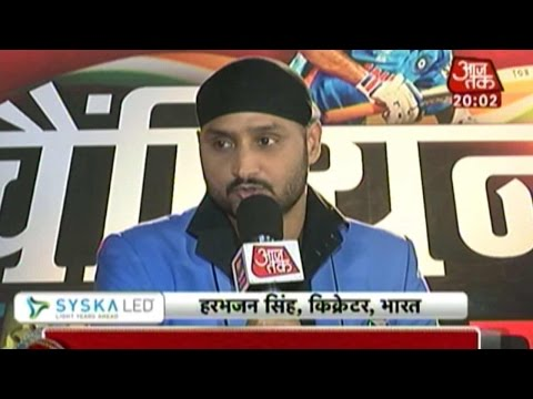 Exclusive Interview With Harbhajan Singh Part 1