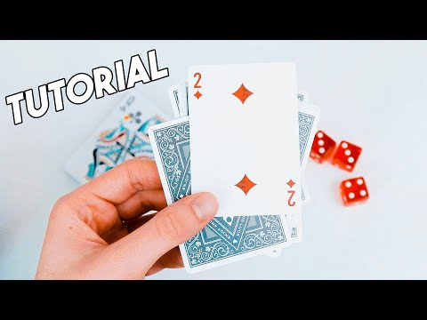 Trucco di carte