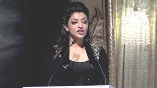 Hundred Hearts Charity Dinner Kajal Aggarwal