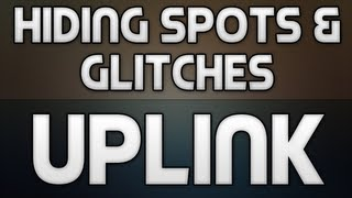 BO2: Hiding Spots + Glitches on Uplink