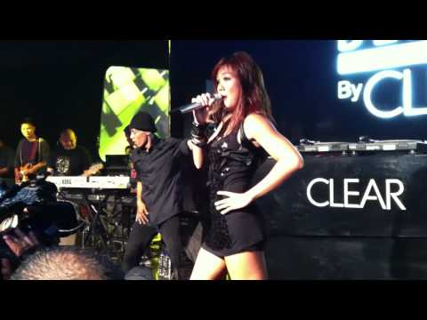 Agnes Monica - Paralyzed (live At Djakarta Warehouse Project 2011) Black Area video