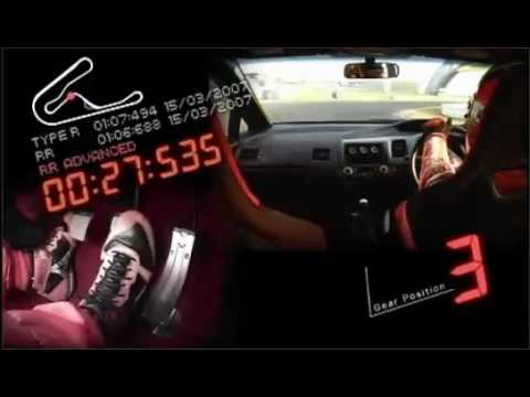 Honda Civic Mugen RR Advance Concept